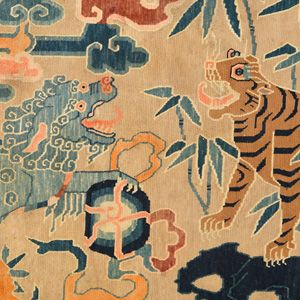 Patterns of Life: The Art of Tibetan Carpets