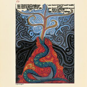 The Red Book of C.G. Jung: Exhibition Press Release