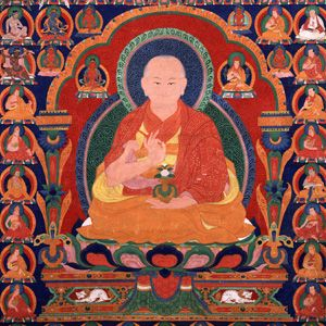 The Nepalese Legacy in Tibetan Painting: Exhibition Press Release