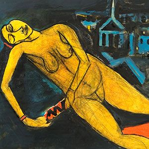 The Body Unbound: Modernist Art from India