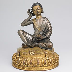 Casting the Divine: Sculptures of the Nyingjei Lam Collection