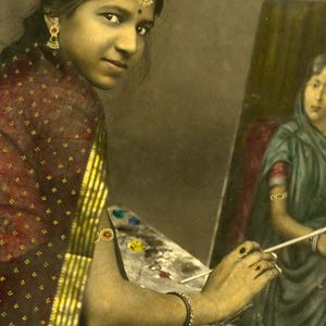 Allegory and Illusion: Early Portrait Photography from South Asia