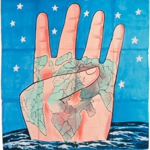 Francesco Clemente: Inspired by India