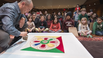 """""""I Wish for a Pegasus"""": Highlights from our Losar Family Day"""