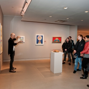 American Sign Language Gallery Tour