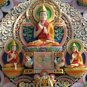 Torma: The Ancient Art of Tibetan Butter Sculpture