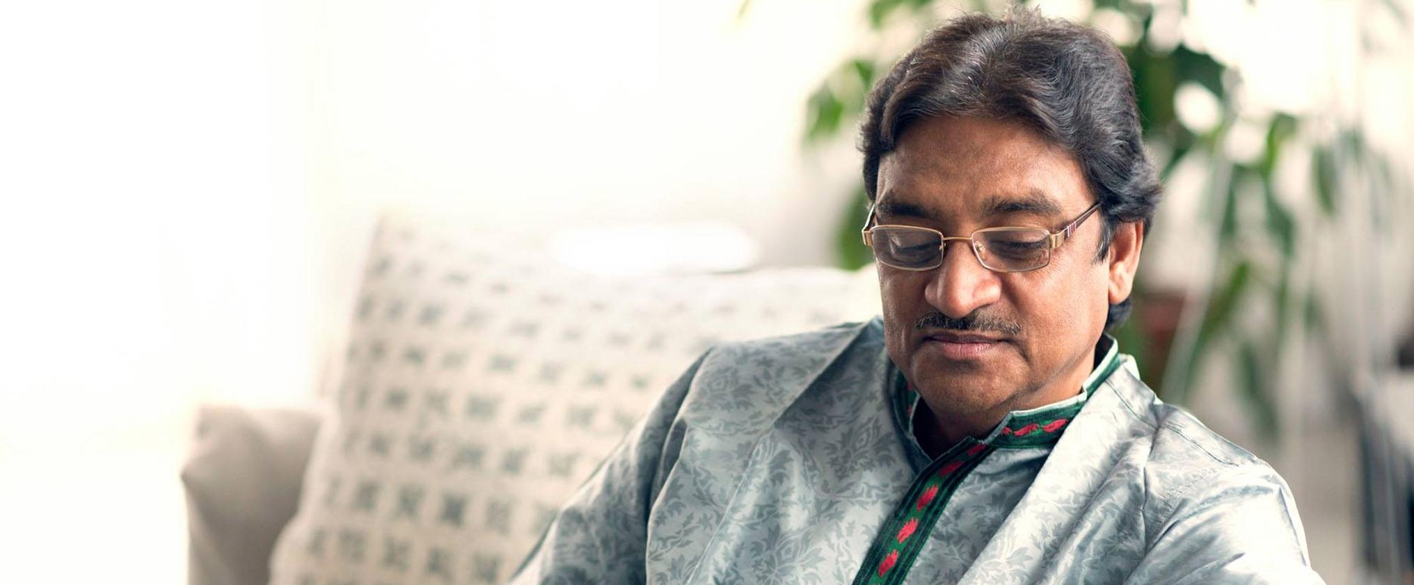 Mubarak Ali Khan II