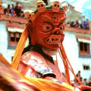 Sacred Buddhist Dance