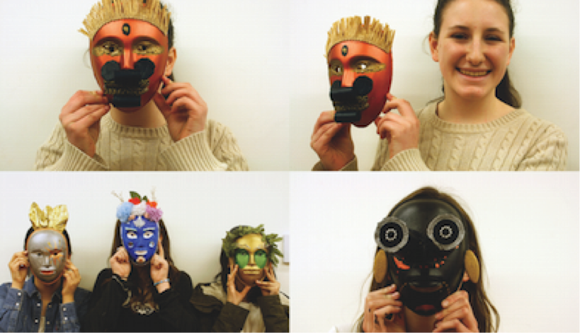 Teens: 10 Reasons to Join Us for Saturday's Free Mask-Themed Special Event