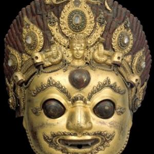The Terrifying One Shiva Bhairava