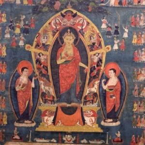 Buddha of the Previous Age Dipamkara