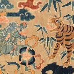 Tibetan Carpets with collector Robert Baylis