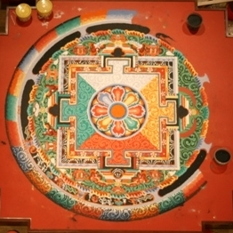 Sand Mandalas Creations