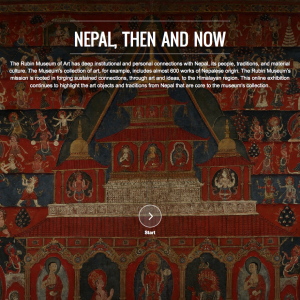 Nepal, Then and Now