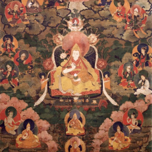 Previous Incarnations of the Dalai Lamas