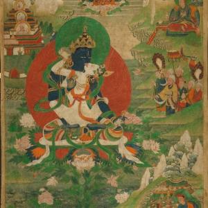 Padmasambhava, Orgyen Dorje Chang