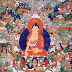 Life story of Buddha Shakyamuni
