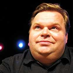 Mike Daisey + Thom Knoles