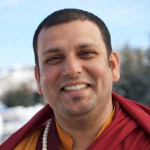 The Venerable Tenzin Priyadarshi