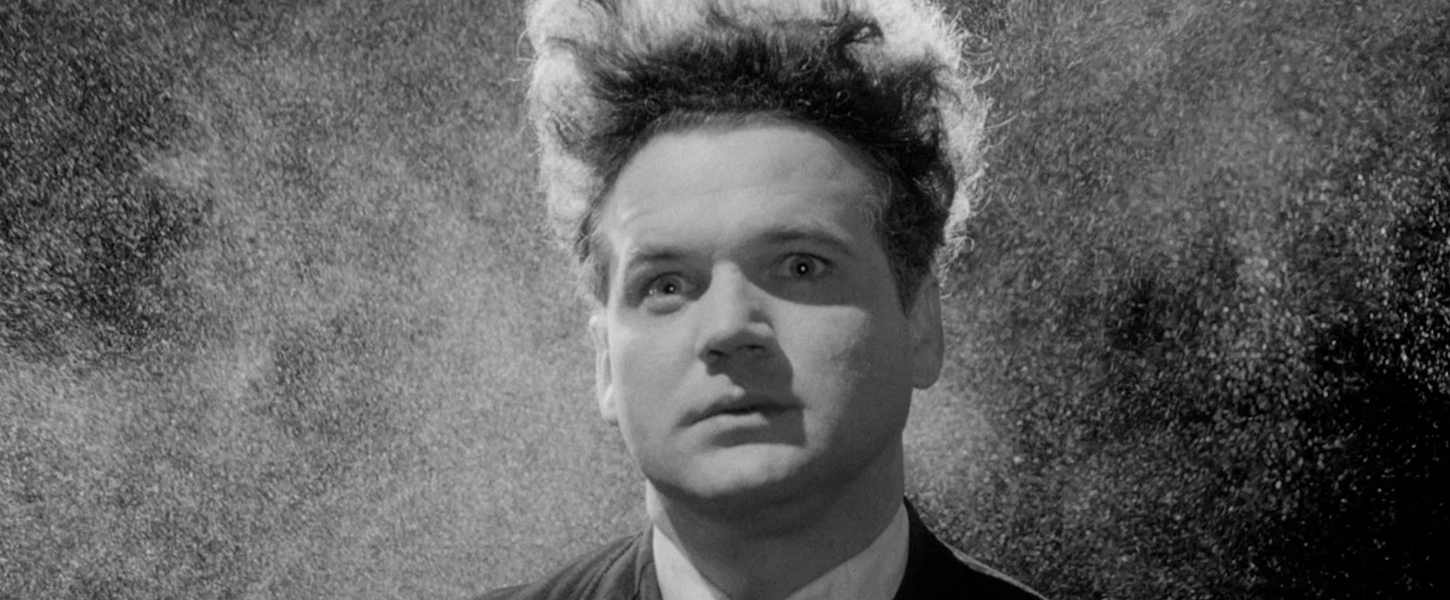 eraserhead essay Infused with an intoxicating mood and tone, david lynch's debut masterwork brings together many of his now familiar tropes, where sounds and images, much like a dream, are scarcely decipherable with a surrealist spirit, evoking early luis buñuel and the otherworldly films of jean cocteau, eraserhead.