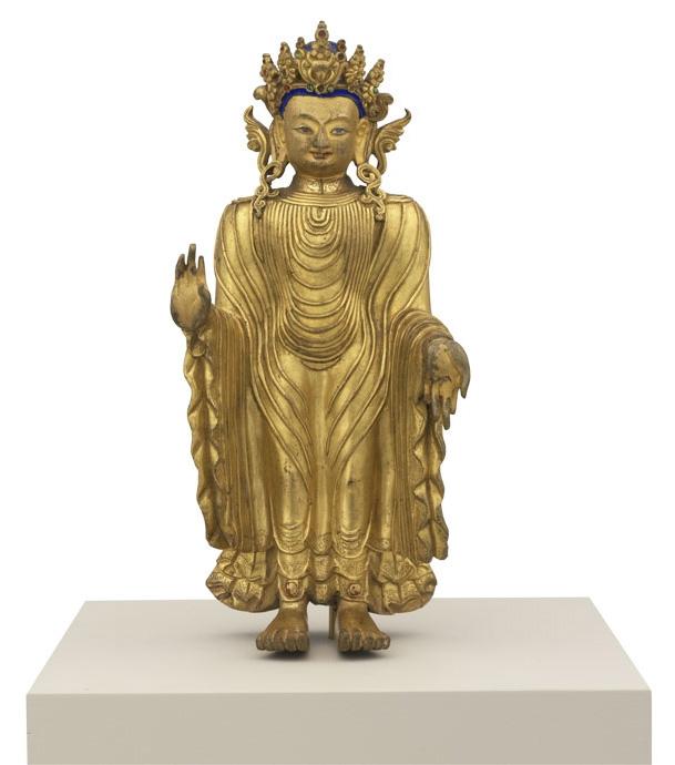 Udhyana-type Standing Buddha