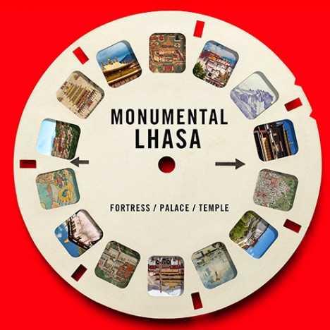 Monumental Lhasa