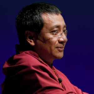 Dzogchen Ponlop Rinpoche + Samantha Boardman