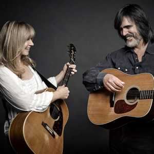 Larry Campbell + Teresa Williams