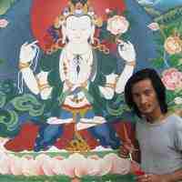 Color Your Mantra with Sonam Rinzin
