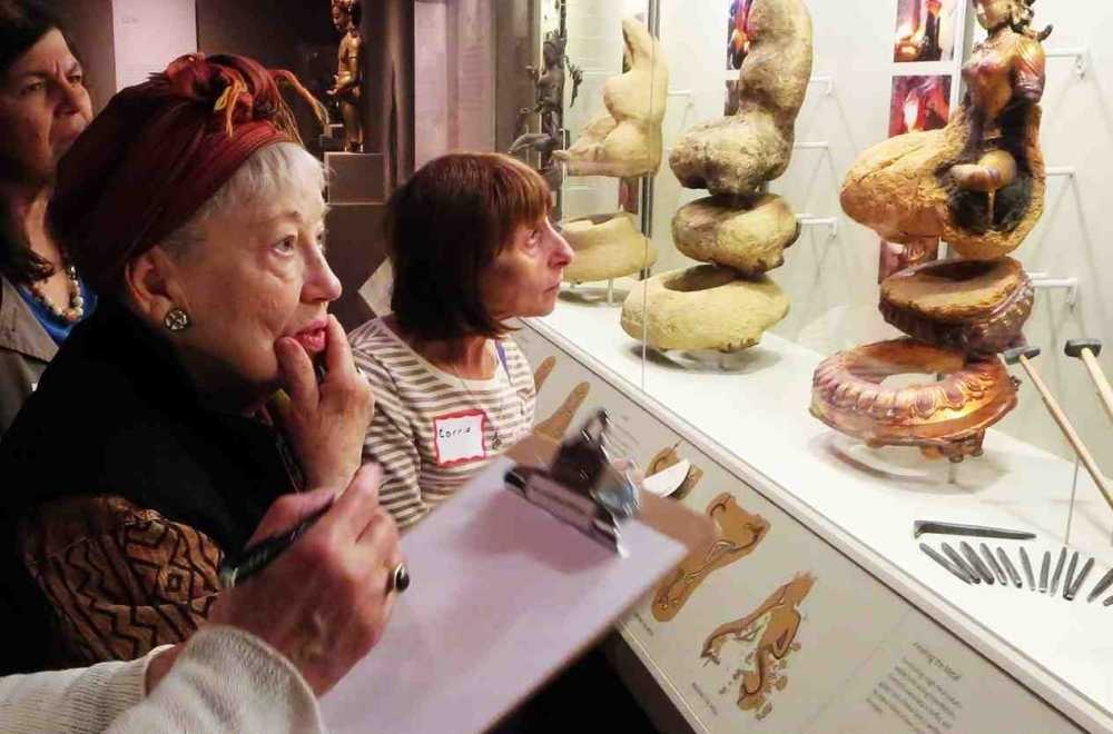 "Creating ""A Secret Garden of Creativity"" for Seniors"
