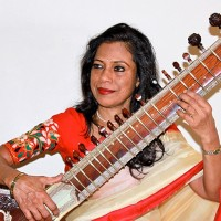Anjana Roy (sitar) + Polash Gomes (tabla)