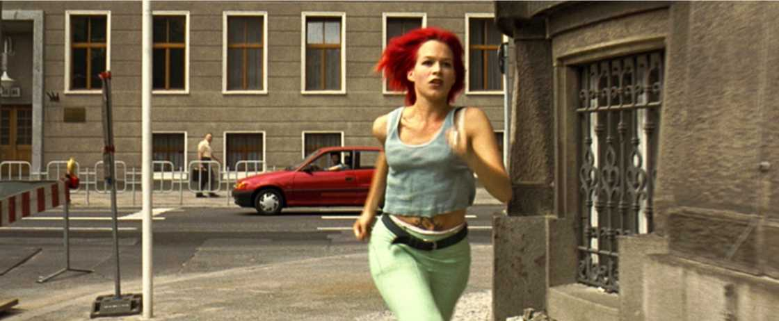 run lola run interview For the german actress, the murderous character is a far cry from run lola run's red-haired dynamo and the initially reluctant sidekick she played in first two bourne movies vulture phoned up.