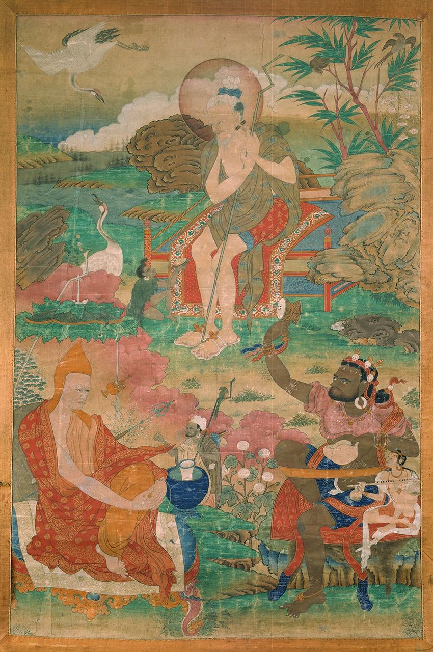 Mahasiddha Kamala, Suvarnadvipa, and Viraya
