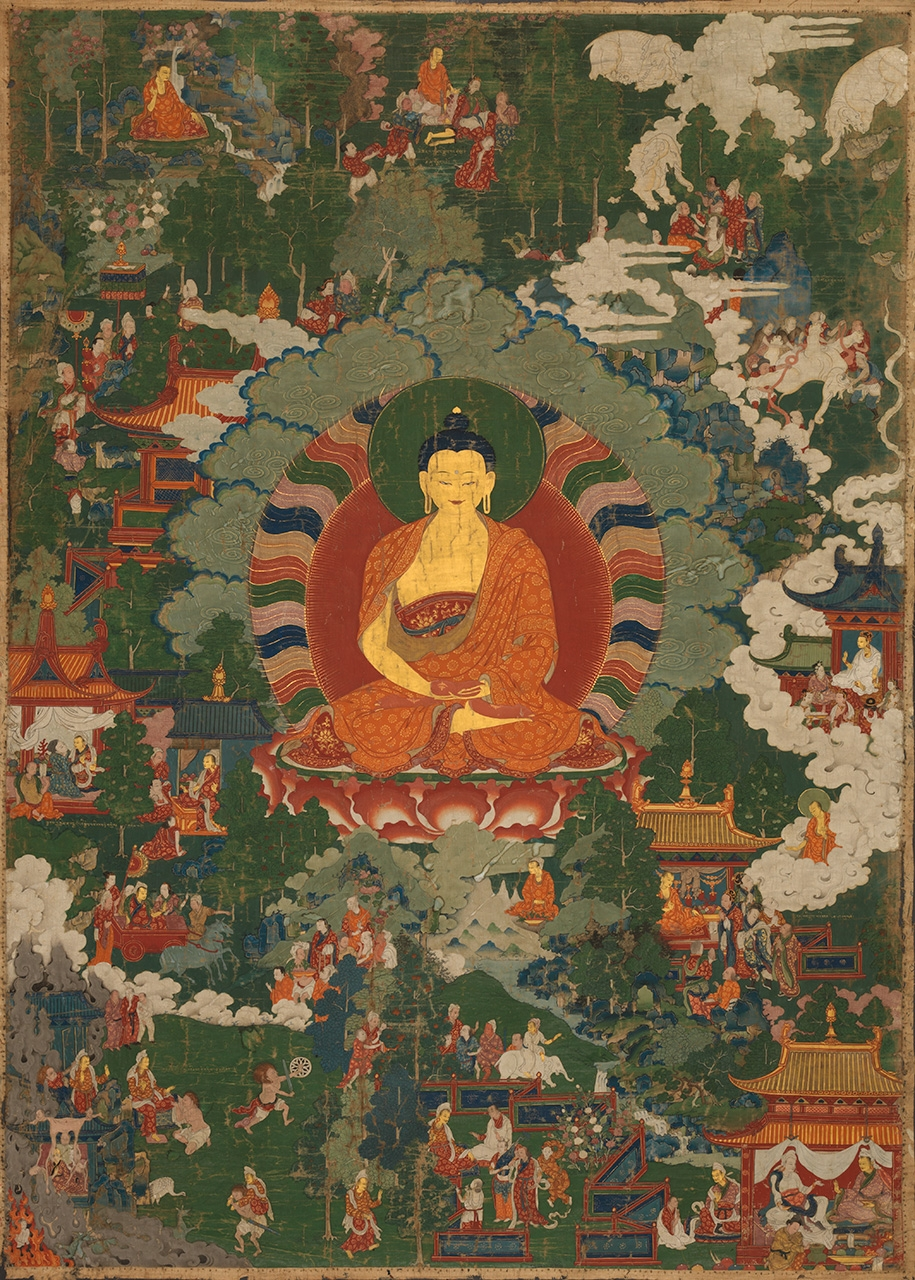 Stories of a Previous Lives of the Buddha