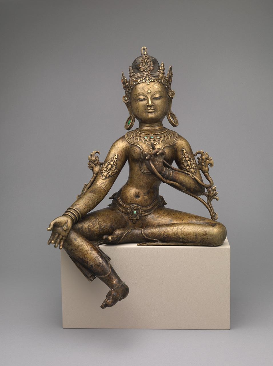Green Tara, Enlightened Female, Protector and Savior