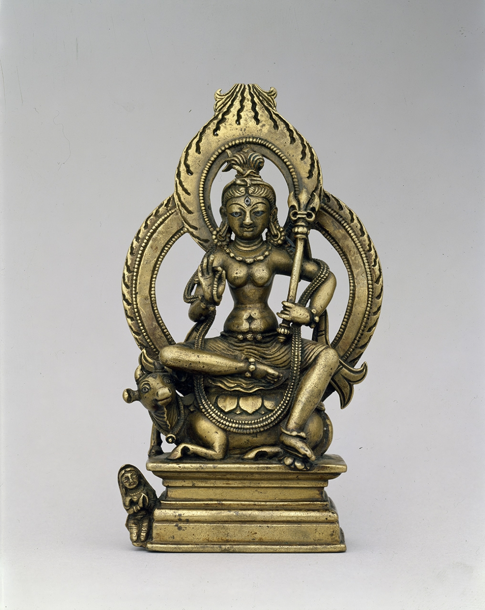 Parvati or A Female Form of Shiva