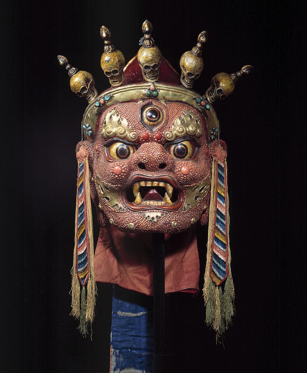 Mask of Begtse