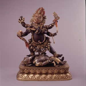rubin museum six armed mahakala essay 2 experiential learning theory: previous research and new directions experiential learning theory (elt) provides a holistic model of the learning process and a.