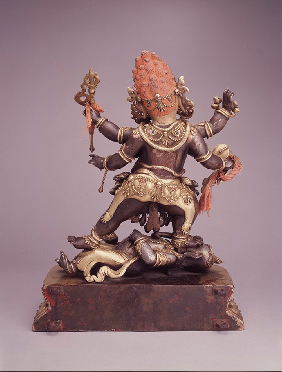 rubin museum six armed mahakala essay Past show at rubin museum of art new york, 150 west 17th street mar 11th, 2011 – mar 11th, 2015  masterworks: jewels of the collection  six-armed white .
