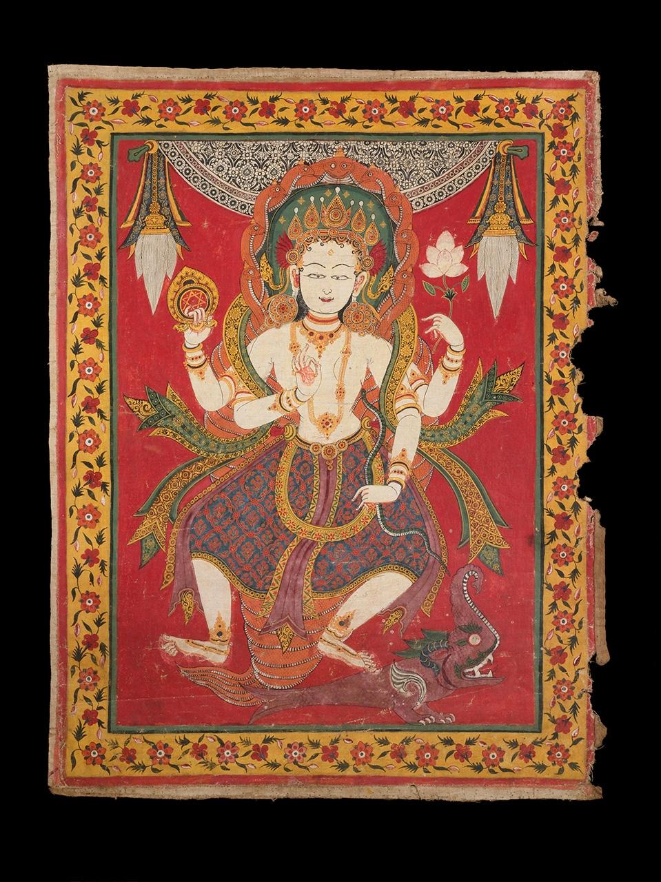 Hindu Festival Banner