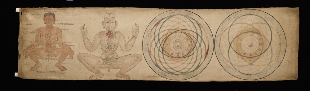 Cosmological Scroll
