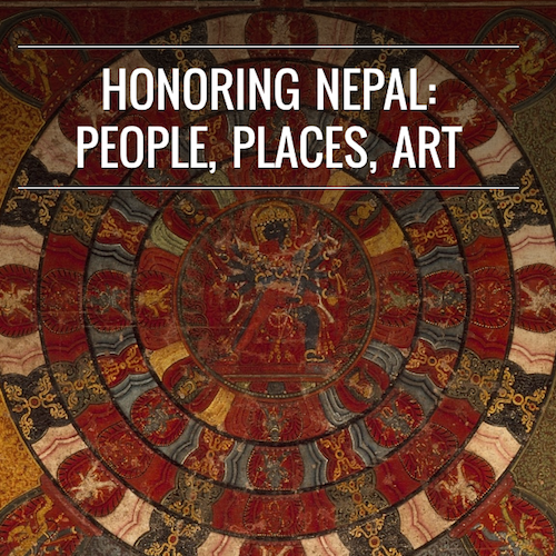 People, Places, Art: A Virtual Exhibition