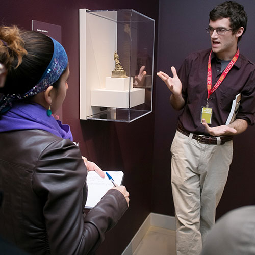Apprentice Museum Educator Program