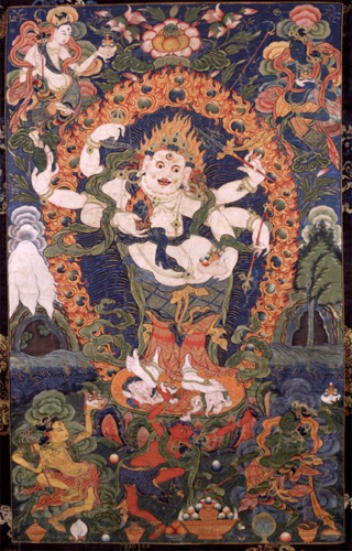 rubin museum six armed mahakala essay Sakya resource guide news page the sakya resource guide (srg) because the panjara name was so well known and represented the one face, two armed, form of mahakala it belongs to the rubin museum of art in new york city.
