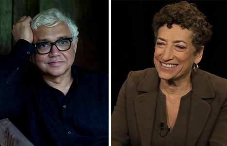 Amitav Ghosh and Naomi Oreskes